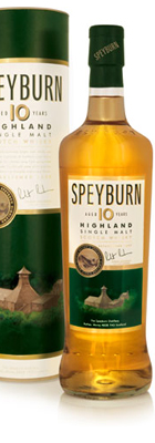 This whisky distilled in famous Speyside region soaked up all properties of classical Speyside malt. Intriguing Speyburn has subtle fruity character and fresh, clean lemon-fruity flavor.