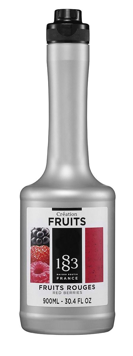 Пюре фруктовое Лесная ягода