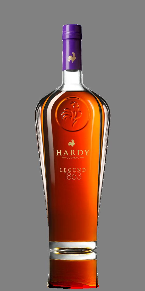 Hardy legend 1863
