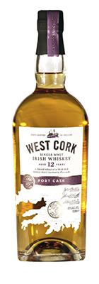 West Cork 12 Year Port Finish